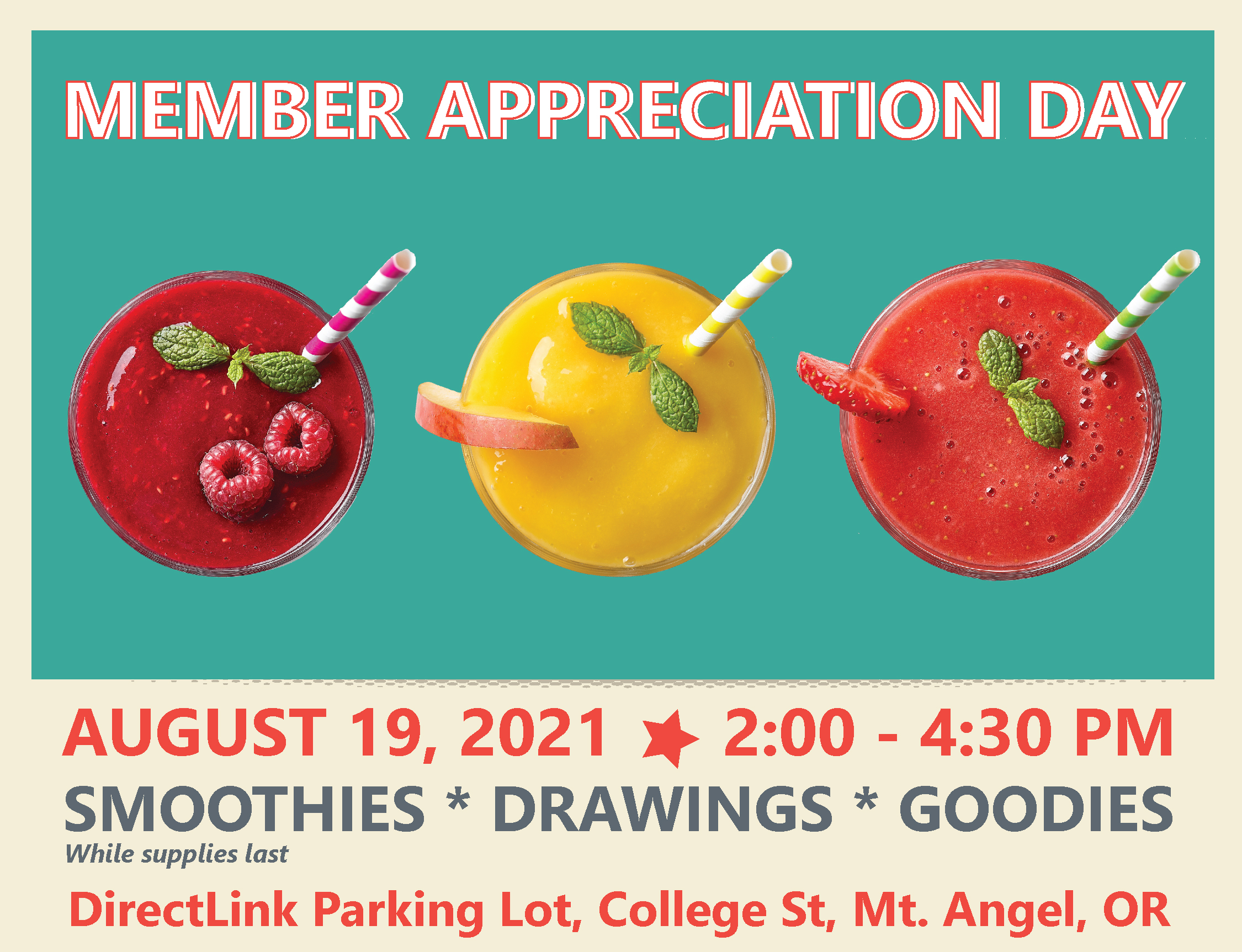 Save the Date: DirectLink's Member Appreciation Day is Back!